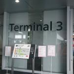LCC専用・成田第3ターミナルは駅から搭乗口まで約30分・約1キロは歩くよw